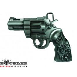 Colt Pistol Gun Revolver Belt Buckle