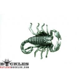 3D Scorpion Belt Buckle