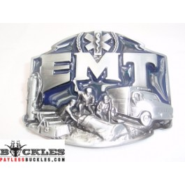 Maramedic EMT Belt Buckle