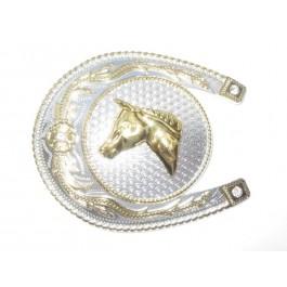Horse Western Belt Buckle