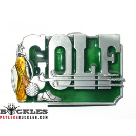 Golf Belt Buckle