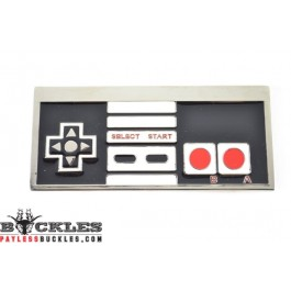 Game Controller Nintendo Belt Buckle