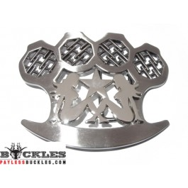 Lady Knuckle Belt Buckle