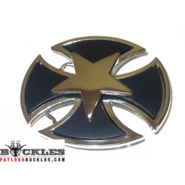 Iron Cross Belt Buckle