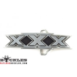 XXX Belt Buckle