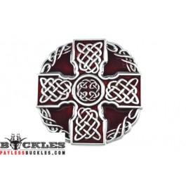 Celtic Cross Belt Buckle