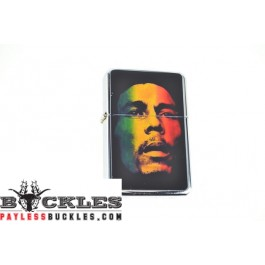Cigarette Lighters with Bob Marley Picture