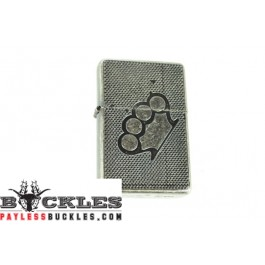 Cigarette Lighters with Knuckle Duster Logo