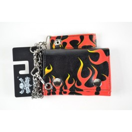 Flame Chain Wallet