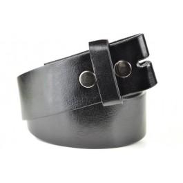 Leather Belt in Black