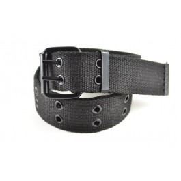 Military Canvas Web Belt Two Holes