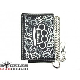 Knuckle Chain Wallet