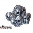 Pile of Skull Belt Buckle - Skull Belt Buckle