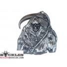 Grim Reaper Belt Buckle - Skull Belt Buckle