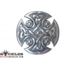 Gothic Celtic Cross Belt Buckle