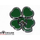 Bottle Opener Shamrock Irish Clover Leaf Belt Buckle