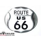 Route 66 Belt Buckle