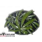 Marijuana POT WEED Belt Buckle