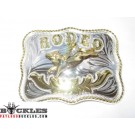 Rodeo Western Belt Buckle