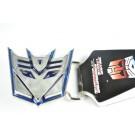 3D Transformers Decepticons Belt Buckle