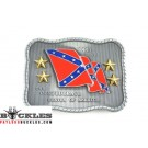 Confederate States of America Buckle