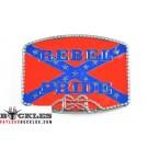 Rebel Pride Belt Buckle