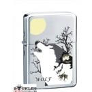 Wolf Cigarette Lighter