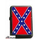 Rebel Confederate Flag Cigarette Lighter