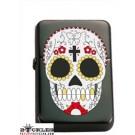 Tribal Skull Cigarette Lighter