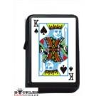 Las Vegas Casino Poker King of Spade Card Cigarette Lighter