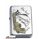 Gun Pistol Revolver Cigarette Lighter