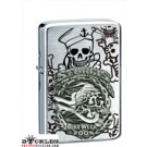 Skull Bike Biker Motorcycle Cigarette Lighter