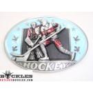 Hockey Belt Buckle