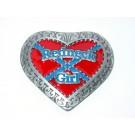 Redneck Girl Belt Buckle