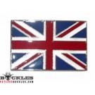 Union Jack UK England British Flag Belt Buckle