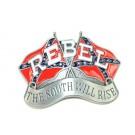 Rebel Belt Buckle - Card Belt Buckle