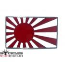 Japan Rising Sun Flag Belt Buckle