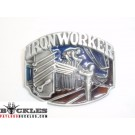 Iron Worker Belt Buckle
