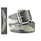 Motorcycle Biker Belt with Eagle