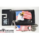 Eagle USA Chain Wallet