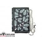 Grenade Chain Wallet