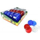 Package Deal - 12units Acrylic Herb Grinders 2parts - PKG-G012